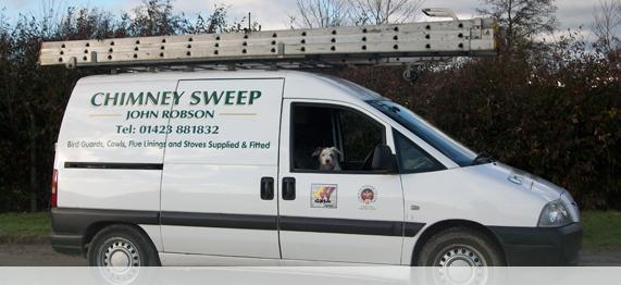 John Robson Chimney Sweep